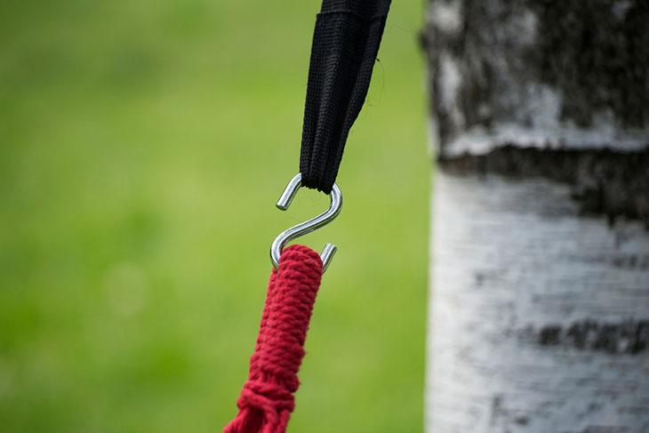 how to use hammock tree straps