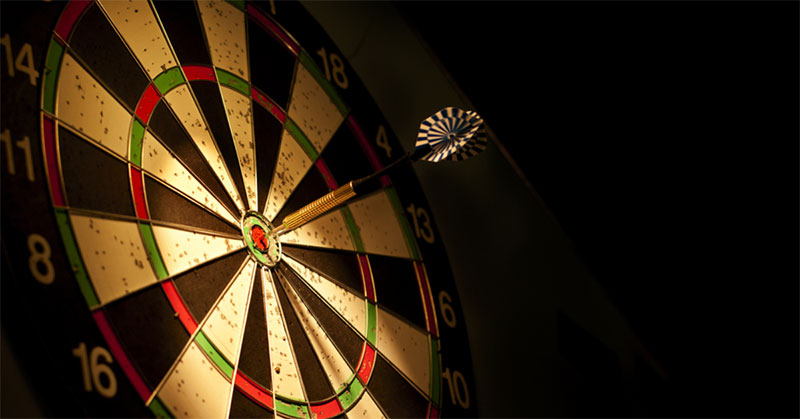 How To Properly Set Up Your Dart Board