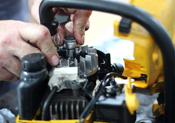 how to fix a carburetor on a pressure washer