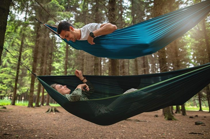best backpacking hammock pad