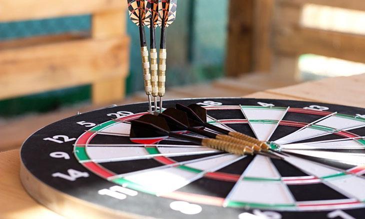 best dart material